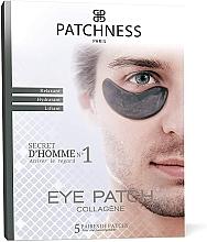Parfums et Produits cosmétiques Patchs au collagène contour des yeux - Patchness Eye Patch Black