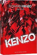 Parfums et Produits cosmétiques Kenzo Flower by Kenzo Eau de Vie - Coffret (eau de parfum/50ml + eau de parfum mini/15ml)