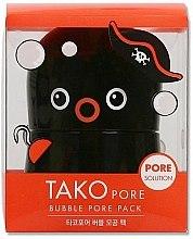 Parfums et Produits cosmétiques Masque bulles purifiant anti-pores dilatés - Tony Moly Tako Pore Bubble Pore Pack