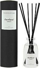 Parfums et Produits cosmétiques Bâtonnets parfumés, Verveine, design noir - Ambientair The Olphactory Black Further Verbena