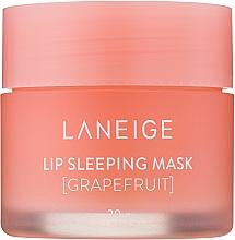 Parfums et Produits cosmétiques Masque de nuit à l'extrait de pamplemousse pour lèvres - Laneige Lip Sleeping Mask Grapefruit