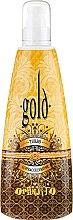Parfums et Produits cosmétiques Lait bronzant pour solarium - Oranjito Max. Effect Gold Turbo