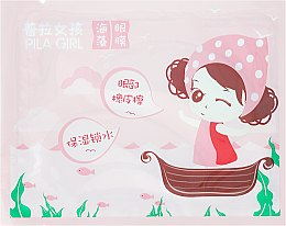 Parfums et Produits cosmétiques Patchs aux algues pour contour des yeux - Pilaten Pila Girl Seaweed Eye Mask