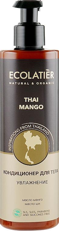 Baume au beurre de mangue et karité pour corps - Ecolatier Thai Mango Body Conditioner