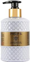 Parfums et Produits cosmétiques Crème à la lavande pour mains - Philip B Lavender Hand Creme