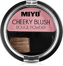 Parfums et Produits cosmétiques Blush - Miyo Cheeky Blush Rouge Powder