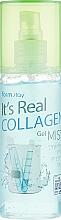 Parfums et Produits cosmétiques Gel-brume au collagène pour visage - FarmStay It's Real Collagen Gel Mist