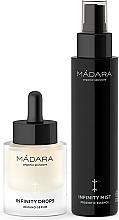 Parfums et Produits cosmétiques Madara Cosmetics Infinity Care System - Coffret (brume/100ml + sérum immunitaire/30ml)