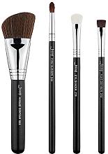 Parfums et Produits cosmétiques Kit pinceaux de maquillage, T310, 4pcs - Jessup