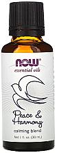 Parfums et Produits cosmétiques Mélange d'huiles essentielles apaisant - Now Foods Essential Oils Peace & Harmony