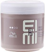 Parfums et Produits cosmétiques Pâte texturisante mate pour cheveux - Wella Professionals EIMI Bold Move Matte Texturising Paste