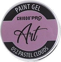 Parfums et Produits cosmétiques Gel UV de couleur pour décoration d'ongles - Chiodo Pro Art Paint Gel