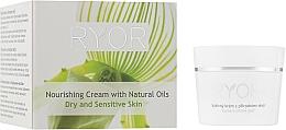 Parfums et Produits cosmétiques Crème aux huiles naturelles pour visage - Ryor Face Care