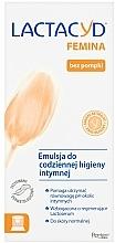 Parfums et Produits cosmétiques Émulsion d'hygiène intime à l'acide lactique - Lactacyd Femina