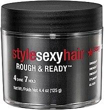 Parfums et Produits cosmétiques Argile mate texturisante - SexyHair StyleSexyHair Slept In Texture Creme