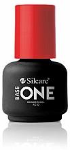 Parfums et Produits cosmétiques Gel de base à l'acide pour ongles - Silcare Acid Bonder Gel