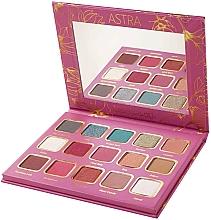 Parfums et Produits cosmétiques Palette de fards à paupières - Astra Make-up Eden Escape Eyeshadow Palette