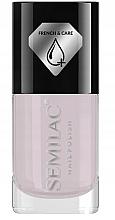 Parfums et Produits cosmétiques Vernis à ongles - Semilac French&Care Nail Polish