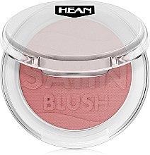Parfums et Produits cosmétiques Blush - Hean Satin Blush