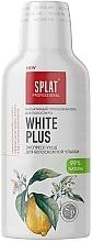 Parfums et Produits cosmétiques Bain de bouche blanchissant - Splat White Plus