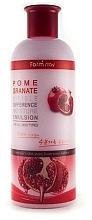 Parfums et Produits cosmétiques Émulsion à l'extrait de grenade pour visage - Farmstay Pomegranate Visible Difference Moisture Emulsion