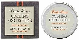 Parfums et Produits cosmétiques Baume à lèvres - Bath House Cooling Protection Menthol Lip Salve