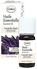 Parfums et Produits cosmétiques Huile essentielle bio de lavande aspic - Galeo Organic Essential Oil Lavande Aspic