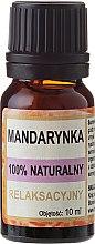 Parfums et Produits cosmétiques Huile de mandarine 100% naturelle - Biomika Tangerine Oil