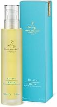 Parfums et Produits cosmétiques Huile aux huiles essentielles de néroli et pamplemousse pour corps - Aromatherapy Associates Revive Body Oil
