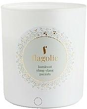 Parfums et Produits cosmétiques Bougie parfumée en jarre, Kumquat, ylang-ylang et patchouli - Flagolie Soy Candle