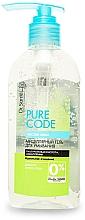Parfums et Produits cosmétiques Gel lavant micellaire à l'acide hyaluronique pour visage - Dr. Sante Pure Code