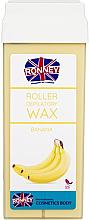 Parfums et Produits cosmétiques Cartouche de cire à épiler Banane - Ronney Wax Cartridge Banana