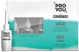 Parfums et Produits cosmétiques Boosters à la provitamine B5 pour cheveux - Revlon Proyou The Moisturizer Booster