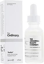 Parfums et Produits cosmétiques Sérum peptidique à l'arginine pour visage - The Ordinary Buffet Multi-Technology Peptide Serum