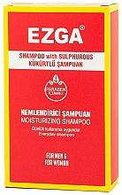 Parfums et Produits cosmétiques Shampooing anti-pelliculaire - Ezga Moisturizing Shampoo
