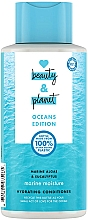 Parfums et Produits cosmétiques Après-shampooing vegan à l'extrait d'algues marines et eucalyptus - Love Beauty & Planet Marine Algae & Eucalyptus Conditioner