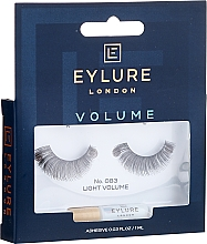 Parfums et Produits cosmétiques Faux-cils avec colle №083 - Eylure Volume