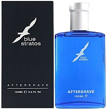 Parfums et Produits cosmétiques Parfums Bleu Blue Stratos - Lotion après-rasage