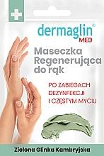 Parfums et Produits cosmétiques Masque à l'argile verte pour mains - Dermaglin