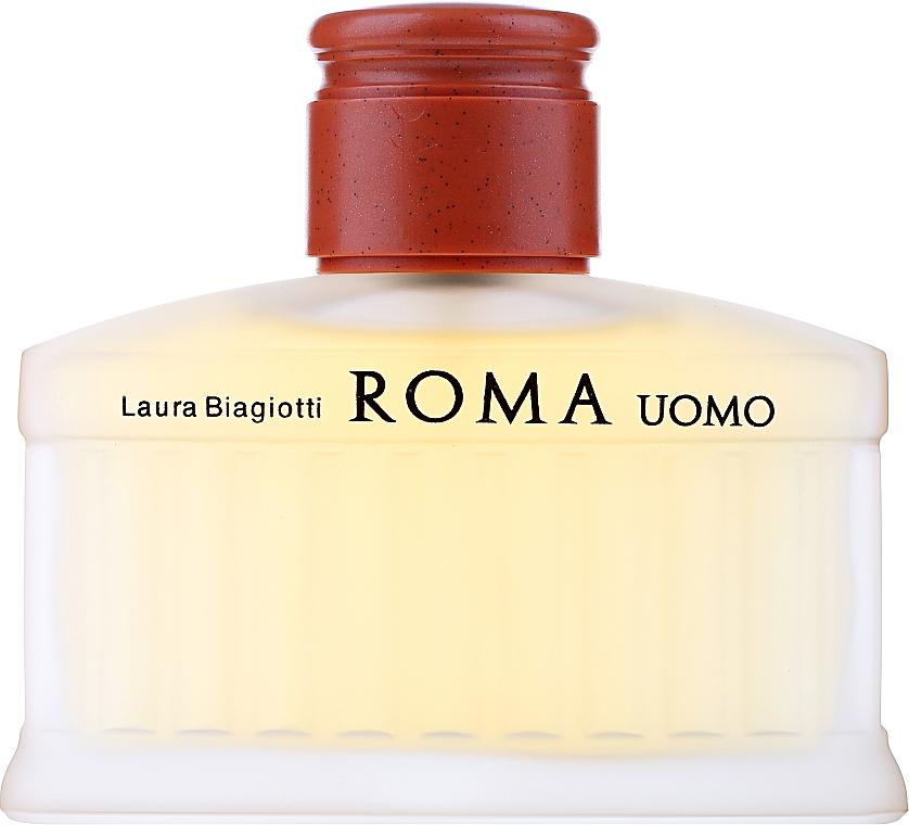 Laura Biagiotti Roma Uomo - Lotion après-rasage