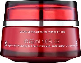 Parfums et Produits cosmétiques Crème intense effet lifting cou et décolleté - Collistar Lift HD Ultra-lifting Face And Neck Cream