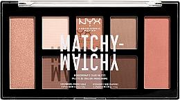 Parfums et Produits cosmétiques Palette de maquillage - NYX Professional Makeup Matchy Matchy Palette
