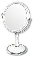 Parfums et Produits cosmétiques Miroir à poser double face 85642, blanc - Top Choice