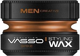 Parfums et Produits cosmétiques Cire coiffante - Vasso Professional Hair Styling Wax Spike