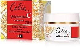 Parfums et Produits cosmétiques Crème de jour et nuit anti-rides à la vitamine C et calcium - Celia Witamina C