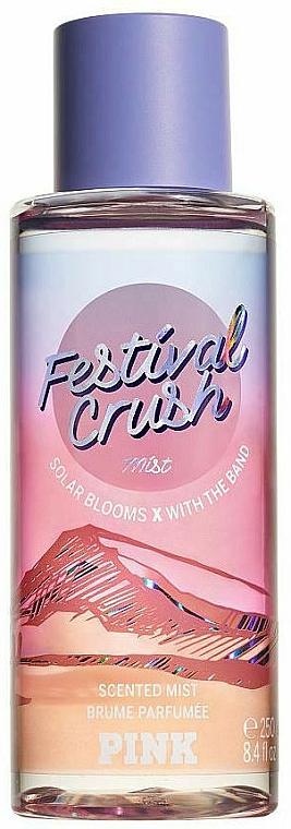 Brume parfumée pour corps - Victoria's Secret Festival Crush Fragrance Body Mist — Photo N1