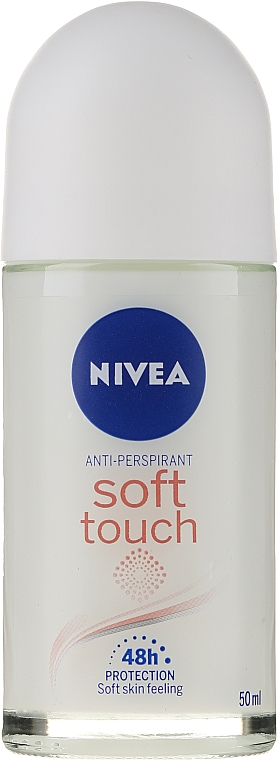 Déodorant roll-on - Nivea Women Roll-On Soft Touch