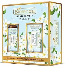 Parfums et Produits cosmétiques Coffret cadeau - Bielenda Japan Beauty Jasmine Extract And Tsubaki Oil (b/oil/400ml + body/cr/200ml)