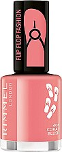Parfums et Produits cosmétiques Vernis à ongles - Rimmel Flip Flop Fashion