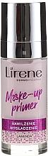 Parfums et Produits cosmétiques Base de maquillage à l'extrait de lavande - Lirene Make-Up Primer Lavender